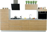 Show details for Kitchen set MN Claus Wood, 3.2 m