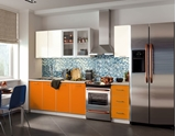 Show details for Kitchen set MN Fortune Mango / Beige, 1.7 m