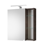 Show details for BATHROOM CABINET ELEGANCE SV60-11 WITH MIRROR (RIVA)