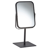 Show details for Aquanova Moon 2x Magnifying Mirror Black