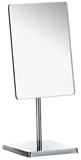 Show details for Axentia Cosmetic Mirror Rectangular With Base Silver