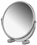 Show details for Axentia Free Standing Swivel Magnifying Mirror