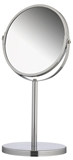Show details for Axentia Magnifying Table-Mirror Round Chromed