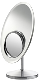 Show details for Axentia Standing Mirror Chrome