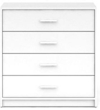 Show details for Black Red White Nepo Plus Drawer White