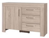 Show details for Jurek Meble Cezar Chest Of Drawers Reg11 Sonoma Oak