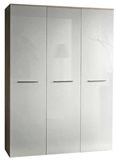Show details for ASM Big Wardrobe Sonoma Oak/White