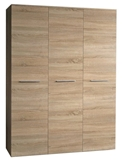 Show details for ASM Big Wardrobe Sonoma Oak