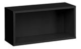 Show details for ASM Blox RW11 Hanging Shelf Cabinet Black Matt