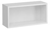 Show details for ASM Blox RW11 Hanging Shelf Cabinet White Matt
