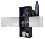 Show details for ASM Blox SB I Hanging Cabinet Set White/Black