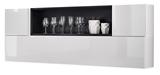 Show details for ASM Blox SB II Hanging Cabinet Set White/Black