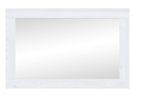 Show details for Black Red White Antwerpen Mirror 100x65cm Sibiu Larch Light