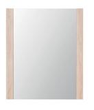 Show details for Black Red White Go Mirror 74x88cm Sonoma Oak