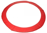 Show details for inSPORTline Froggy PRO Trampoline Pad 305cm Red
