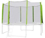 Show details for inSPORTline Froggy PRO Trampoline Safety Net 366cm Green