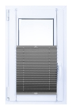Show details for BLADE BLINDS 57x150 GREY