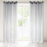 Show details for Curtain / RAVIA 140X250 OMBRE RINGS D