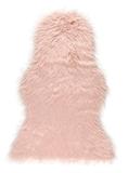 Show details for Faux Fur Carpet 60x90cm Pink