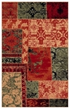 Show details for CARPET 2.0X3.0 SUPER ROSE RED