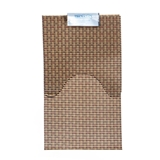 Show details for CARPET BATH COMP 2 PARTS M10901 BROWN (THEMA LUX)