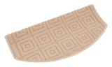 Show details for Carpet for steps EVITA 29x57cm beige