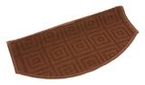 Show details for Carpet for steps EVITA 29x57cm brown