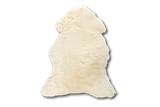 Show details for CARPET LAMB SKIN WHITE 60X95