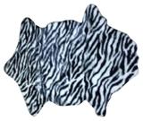 Show details for Carpet Zebra 90x60cm