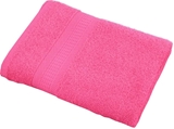 Show details for Bradley Towel 100x150cm Fuchsia New