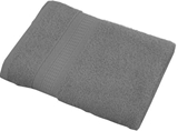 Show details for Bradley Towel 100x150cm Grey