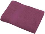 Show details for Bradley Towel 100x150cm Pastel Bordeaux