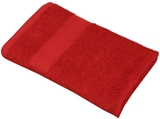 Show details for Bradley Towel 100x150cm Red