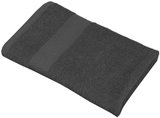 Show details for Bradley Towel 50x70cm Dark Grey