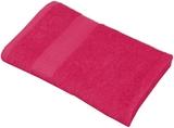 Show details for Bradley Towel 50x70cm Fuchsia