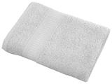 Show details for Bradley Towel 50x70cm Light Grey