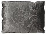 Show details for Bodzio Pillow Bajka WK2 Floral Grey