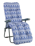 Show details for Home4you Baden-Baden Chair Cover Summer