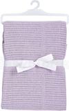 Show details for BabyDan Blanket Purple