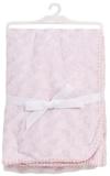 Show details for BabyDan Double Fleece Blanket Pink
