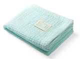 Show details for BabyOno Bamboo Knited Blanket 75x100 Mint