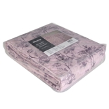 Show details for Bedspread 140x260cm Pink