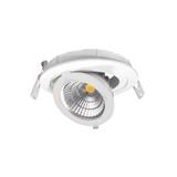 Show details for LED COB Adjustable Downlight Round