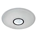 Show details for LED Ceiling Light Changing Color 3000K-6400K Matt White + Matte Glass