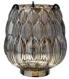 Show details for Home4you Luxo Vase Candle Holder D19xH20cm