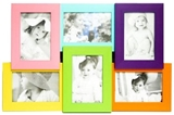 Show details for Avatar Photo Frame For 6 Photos Coloured