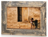 Show details for Bad Disain Photo Frame 21x30cm 138965 Grey