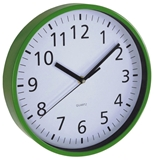 Show details for Asi Collection Wall Clock 25.5cm Green