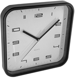 Show details for Asi Collection Wall Clock 25x25cm Black