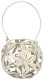 Show details for Home4you Candle Holder Curly H12cm